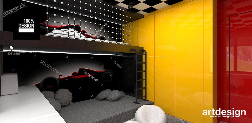 projektowanie wnętrz pokój dziecięcy