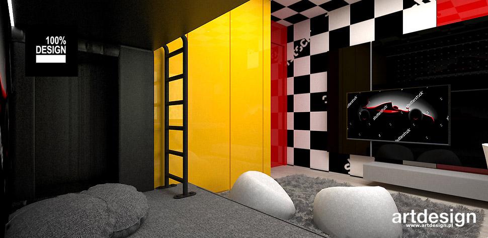 projektanci wnętrz pokoje dzieci