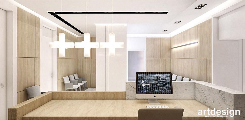 projektowanie wnętrz gabinetów stomatologicznych
