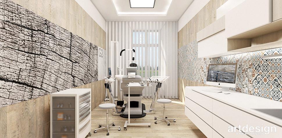 projektowanie wnetrz gabinet stomatologiczny