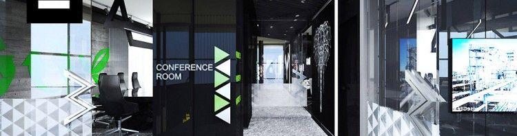 projekt wnętrza biura firmy