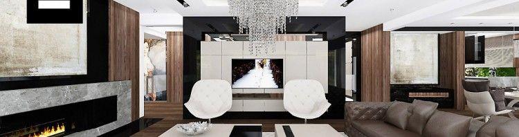 projektowanie wnętrz salon