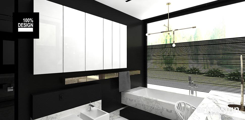 projekty łazienek kraków