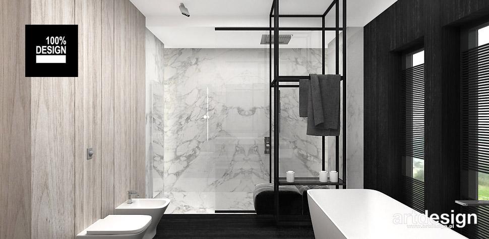 projektowanie wnętrz łazienka