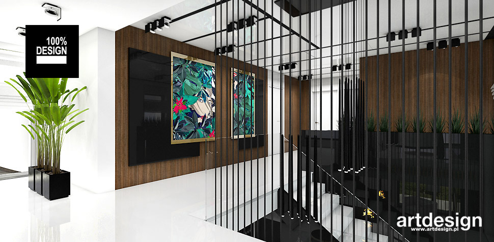 wnętrze domu architekt projektant
