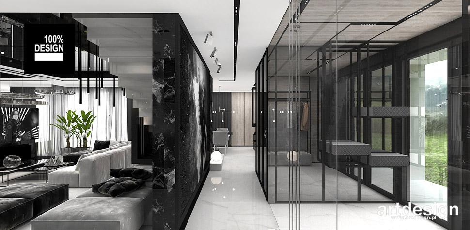 wnętrze domu architekt wnętrz