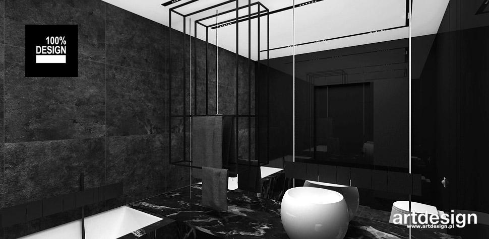 projekt łazienki inspiracje pomysły