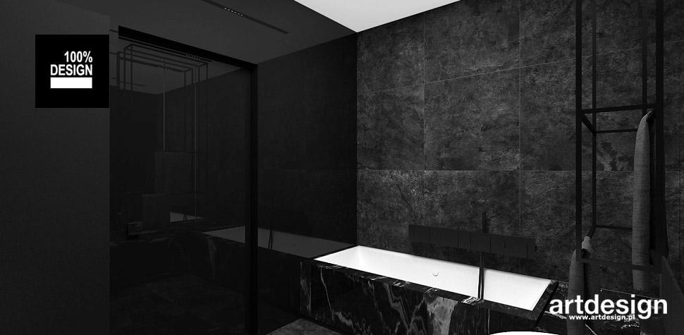 designerskie projekty łazienek