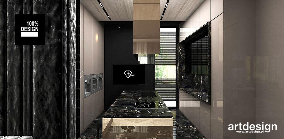 kuchnia nowoczesna projekty