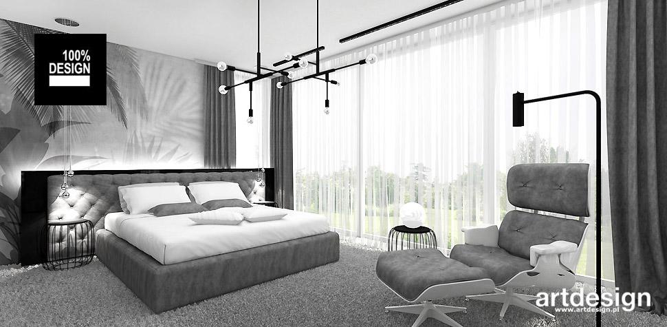 aranżacje sypialni artdesign