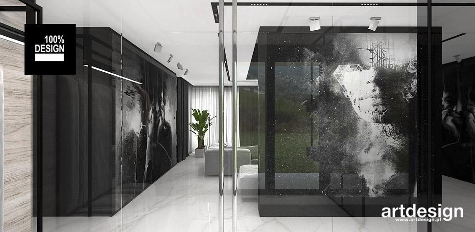 designerskie wnętrza dom