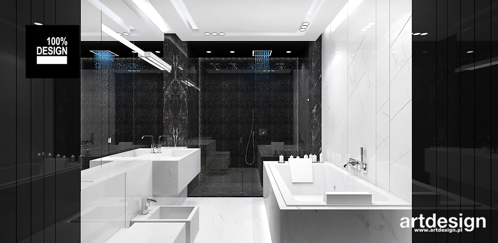aranżacja łazienki projektant krakow