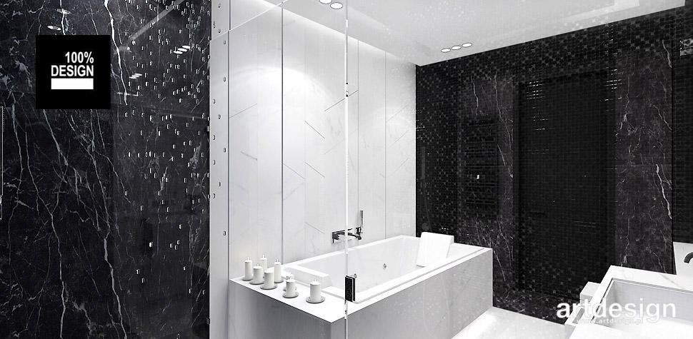luksusowe wnętrze łazienka