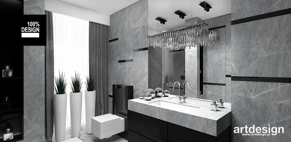 nowoczesna łazienka pomysły inspiracje