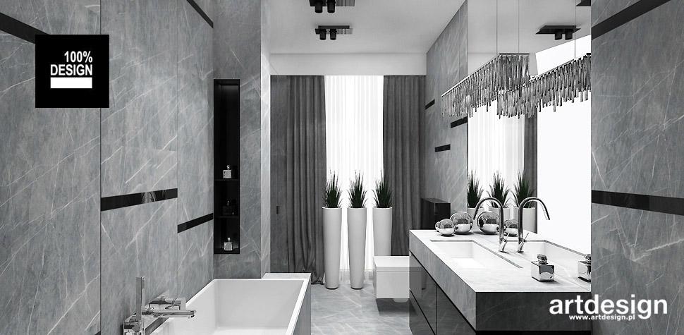 trendy wnętrzarskie łazienka