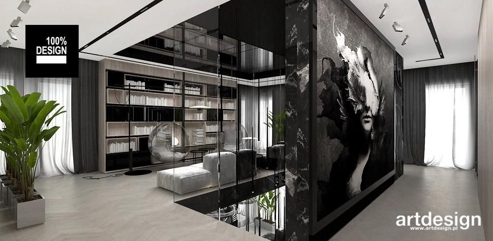 wnętrza w stylu nowoczesnym inspiracje