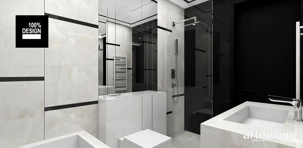inspiracje łazienkowe aranżacje
