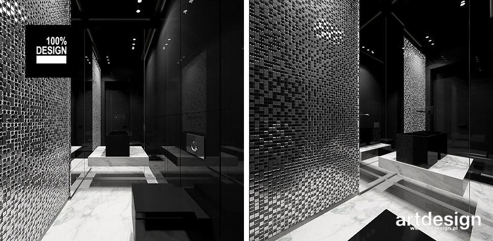 niezwykła łazienka luksusowe projekty
