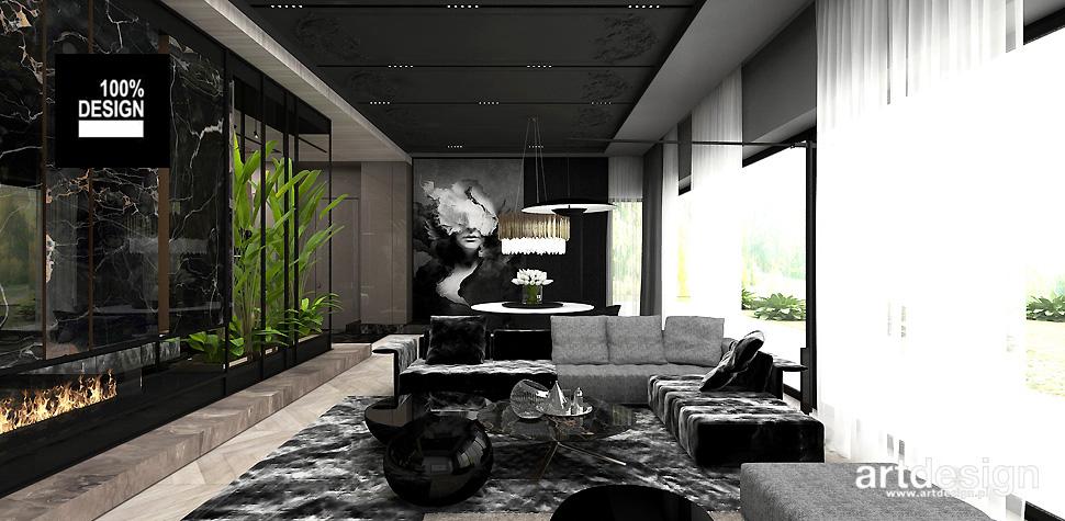 luksusowe wnętrza projektowanie