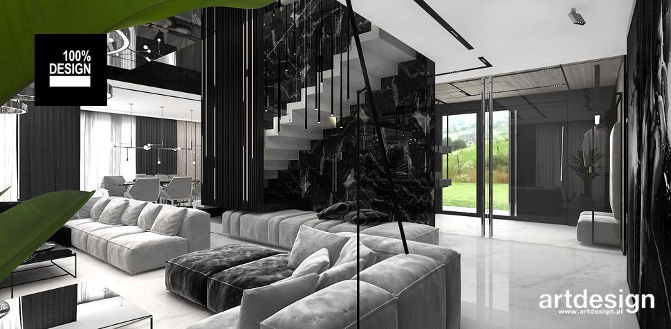 schody w domu inspiracje
