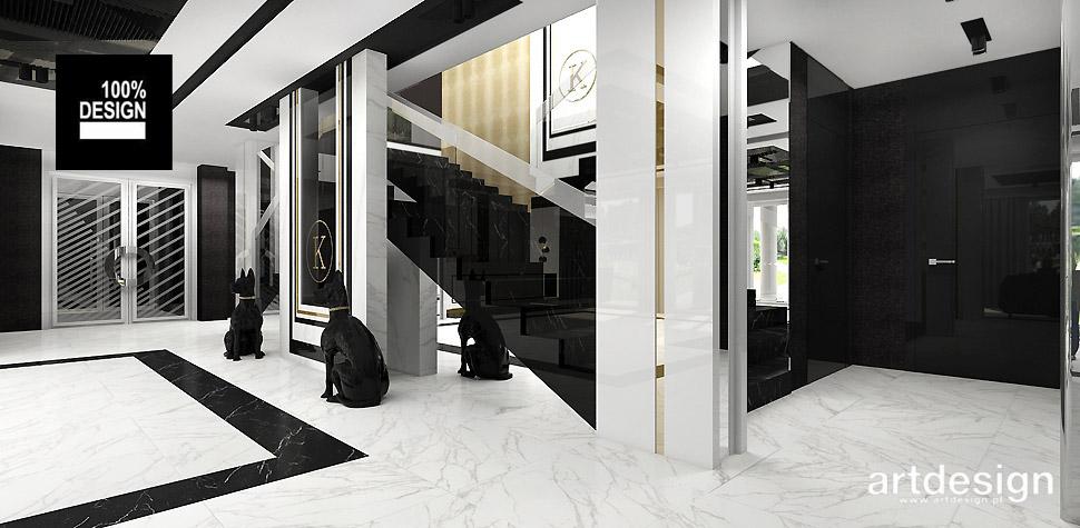 architektura wnętrz design hotel