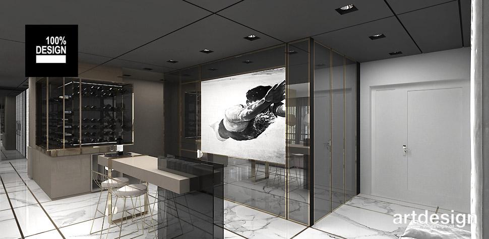 wnętrze luksusowego mieszkania