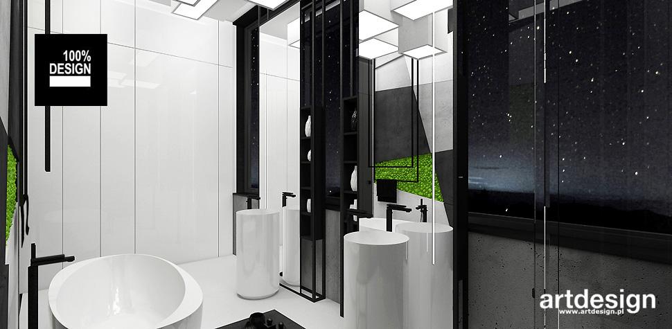projekty łazienek aranżacje wnętrz