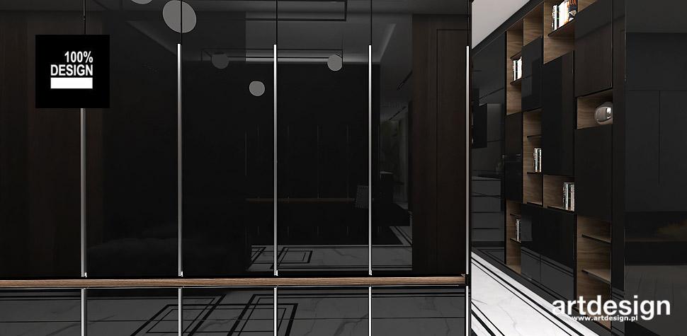 eleganckie wnętrza projekty mebli
