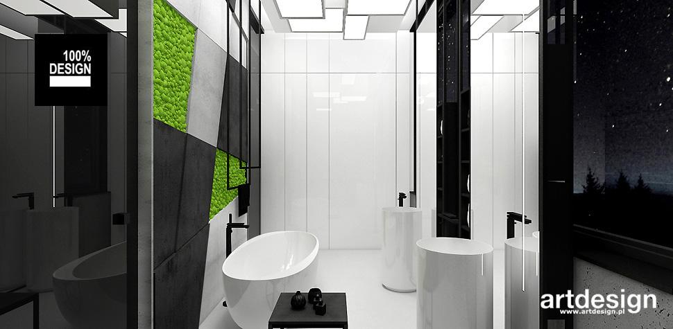 design łazienki inspiracje