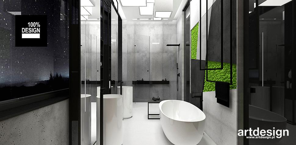 projektant wnętrz łazienka dom