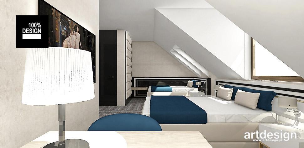 projektowanie wnętrz hotelowych