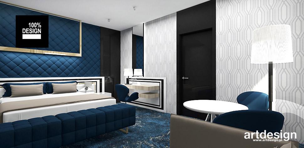 elegancki apartament hotelowy