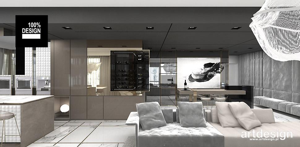 nowoczesny design wnętrza