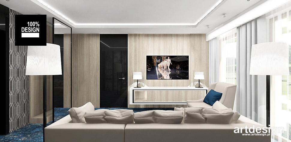 nowoczesne wnętrze hotelu