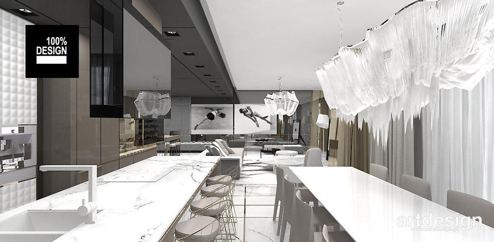 luksusowy apartament inspiracje