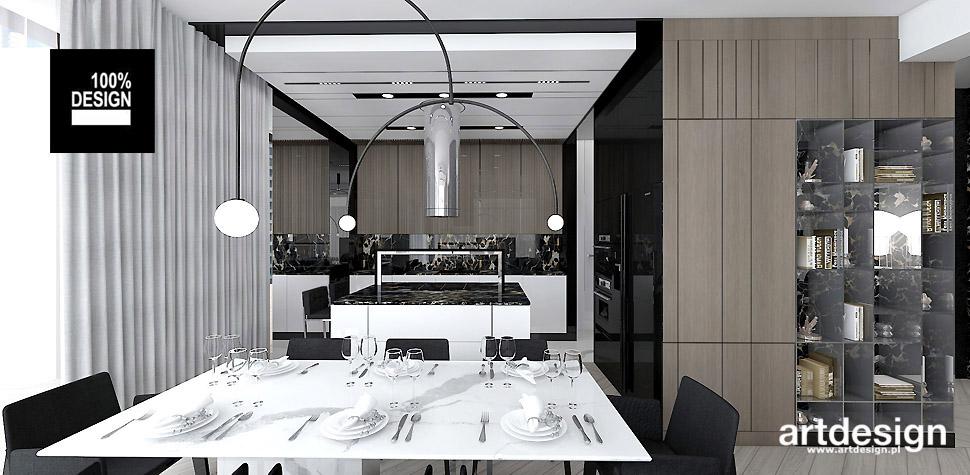 eleganckie mieszkanie aranżacja