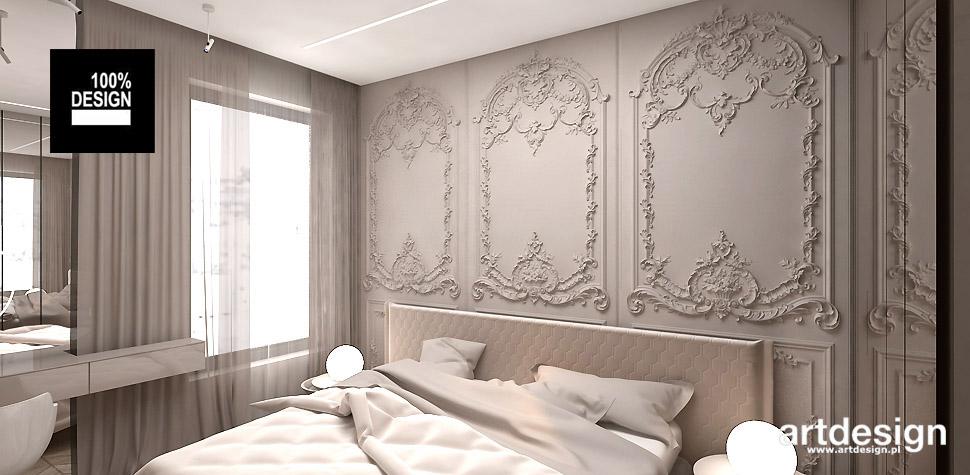 projektowanie sypialni trendy