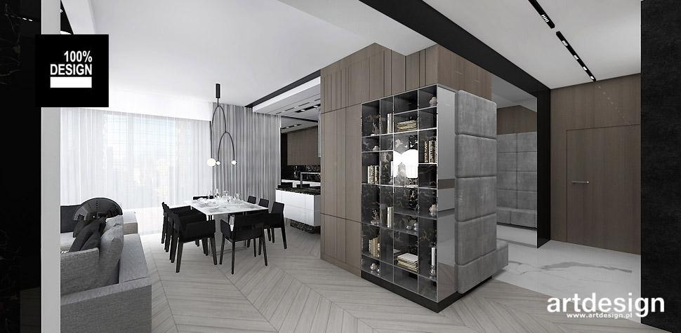 projektowanie wnętrz mieszkań