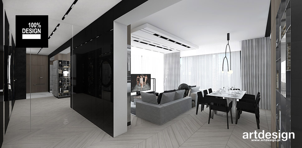 architekt wnętrz krakow mieszkania