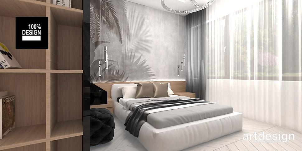 wymarzona sypialnia nowoczesna
