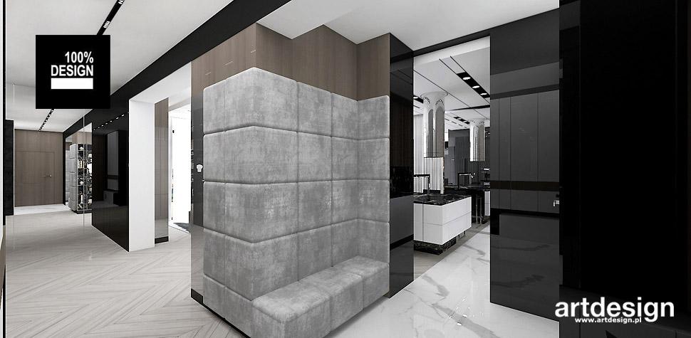 nowoczesny apartament kompleksowe projekty