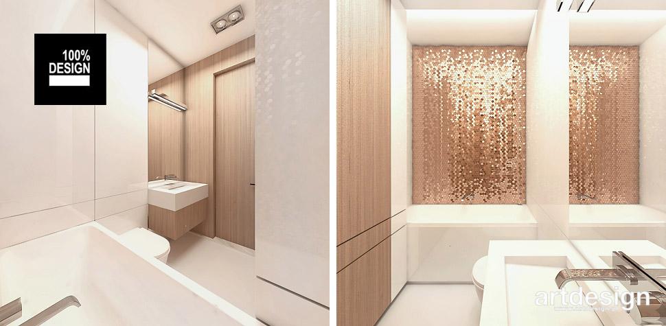 modna łazienka w stylu nowoczesnym