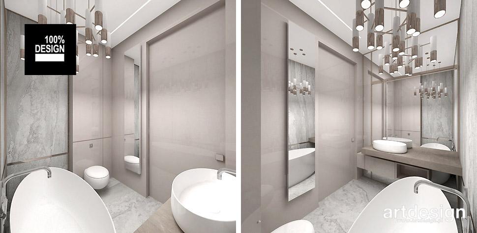 piękna łazienka design inspiracje