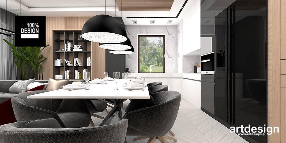 projektowanie wnętrz nowoczesnych mieszkań