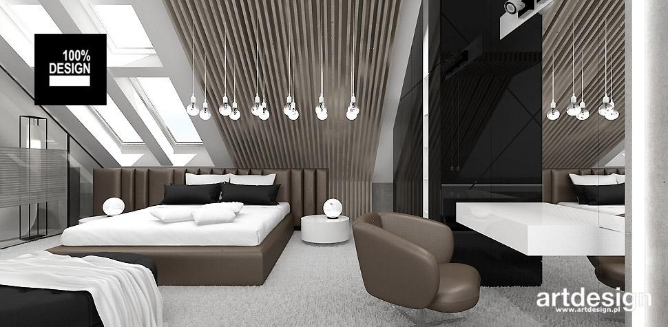 projektant wnętrz sypialnia