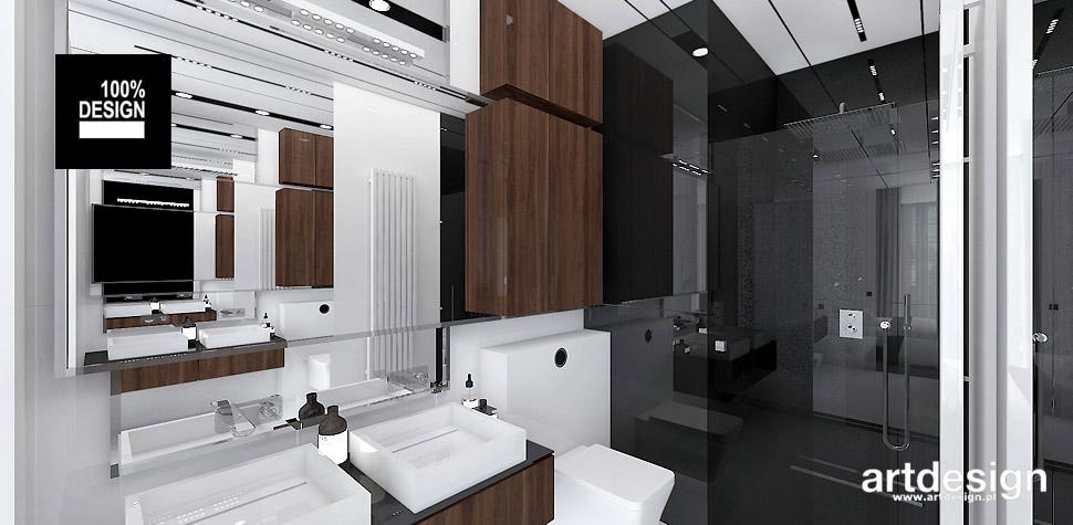 łazienka aranżacje wnętrz