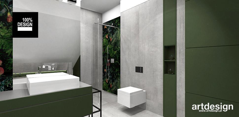 wizualizacje wnętrz łazienek