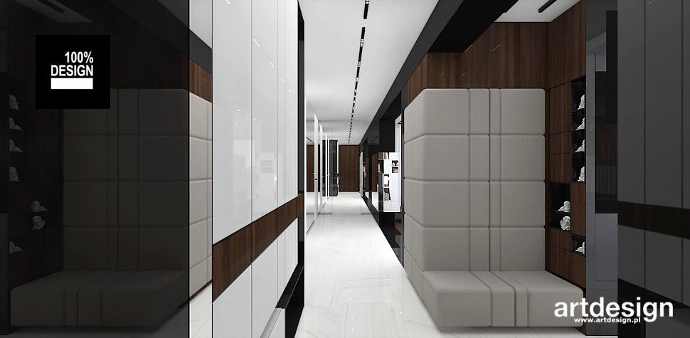 design wnętrz apartament