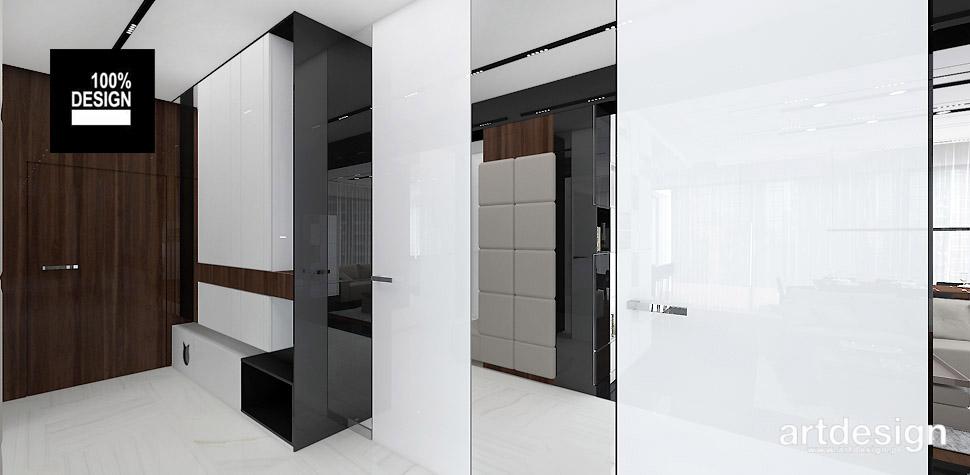 minimalistyczne wnętrza nowoczesne