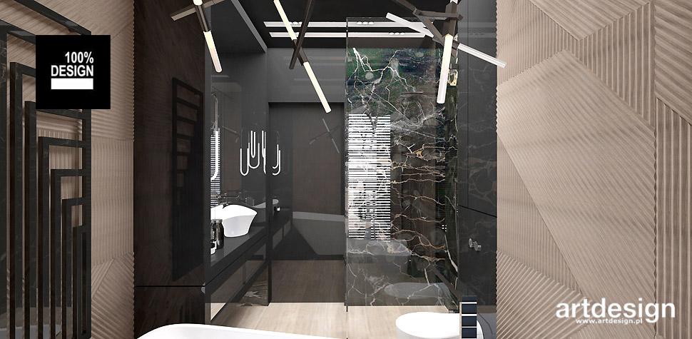projektowanie wnętrza łazienka